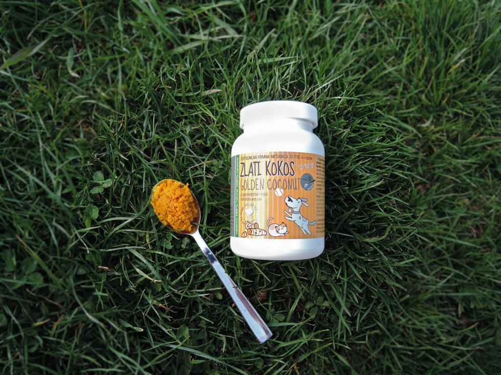 Naravno zdrav pes - Zlati kokos